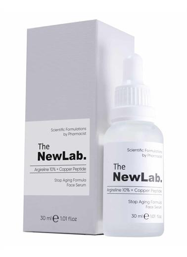 The NewLab Kırışıklık Karşıtı Yüz Serumu 10% Argireline + Copper Peptide Renksiz